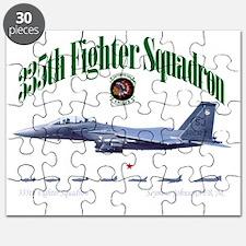 EagleStrike black Puzzle