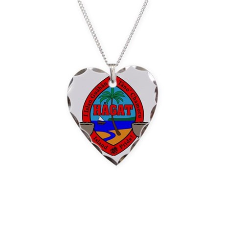 Hagat Necklace Heart Charm