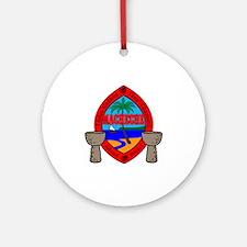 Macheche Round Ornament