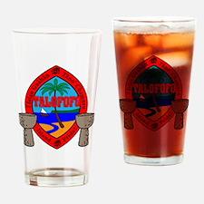Talofofo Drinking Glass