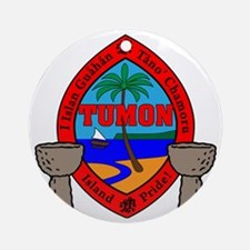 Tumon Round Ornament