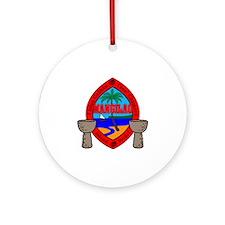 Mangilao Round Ornament