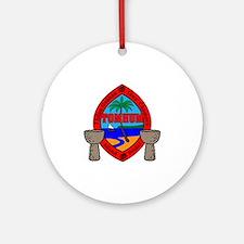 Tomhum Round Ornament