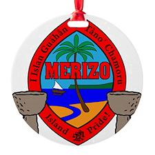 Merizo Ornament