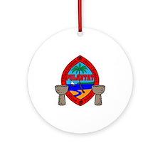 Pulantat Round Ornament