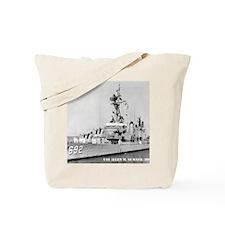 amsumner calendar Tote Bag