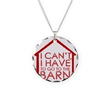 To The Barn Necklace