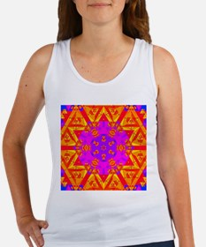 Triangle Fractal Tank Top