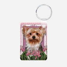 Mothers_Day_Pink_Tulips_Yo Keychains