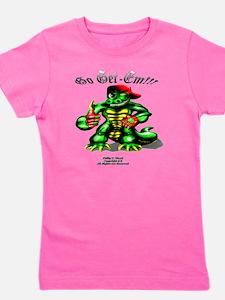 Ray Gator NB (6x6 Size) Girl's Tee