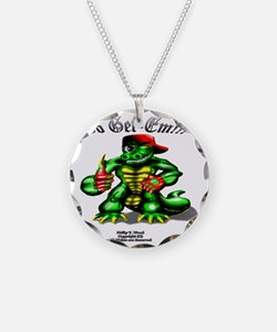 Ray Gator NB (6x6 Size) Necklace