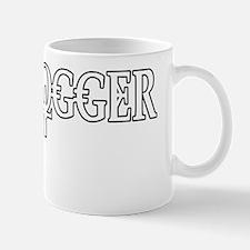 Discdogger Dreaming font Mug