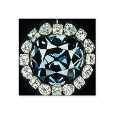 "hopediamond78 Square Sticker 3"" x 3"""