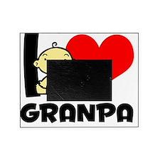 I heart granpa Picture Frame