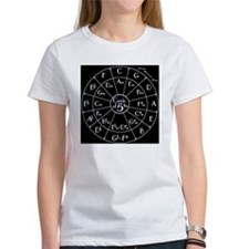 circle of fifths inverted Tee