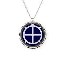 35th Infantry Division Necklace