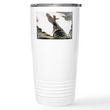 augusta note card Travel Coffee Mug
