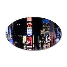 Stunning Times Square New Yo Wall Decal