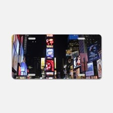 Stunning Times Square New Y Aluminum License Plate