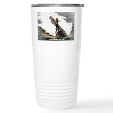 augusta sticker Travel Coffee Mug