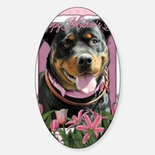 Mothers_Day_Pink_Tulips_Rottweiler_ Decal