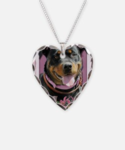 Mothers_Day_Pink_Tulips_Rottw Necklace Heart Charm