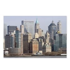 Lower-Manhattan Postcards (Package of 8)
