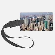 New York City Luggage Tag