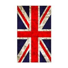 UK Flag Vertical Decal