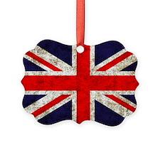 UK Flag Ornament