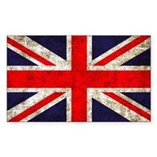 UK Flag Decal