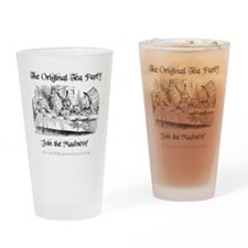 teaparty-light Drinking Glass