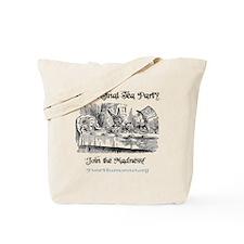teaparty-light Tote Bag