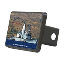 awradford greeting card Hitch Cover