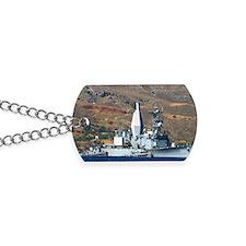 awradford rectangle magnet Dog Tags