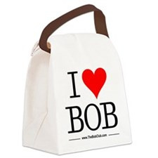 luvbob2500 Canvas Lunch Bag
