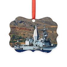 awradford postcard Ornament