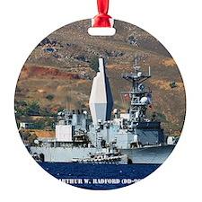 awradford calendar Ornament