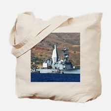 awradford small  poster Tote Bag