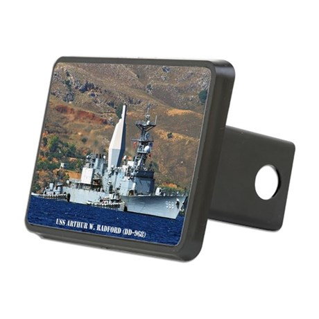 awradford note cards Rectangular Hitch Cover