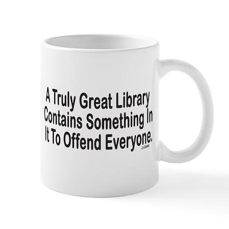 GREAT LIBRARY Mug