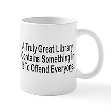 GREAT LIBRARY Small Mug