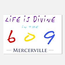 mercerville Postcards (Package of 8)
