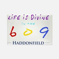 haddonfield Rectangle Magnet