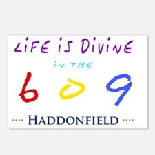 haddonfield Postcards (Package of 8)