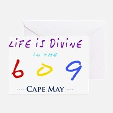 capemay Greeting Card