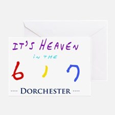 dorchester Greeting Card