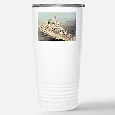 bache dde large framed print Travel Mug