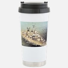 bache dd large framed print Travel Mug