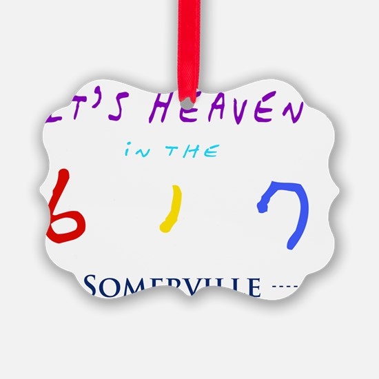 somerville Ornament
